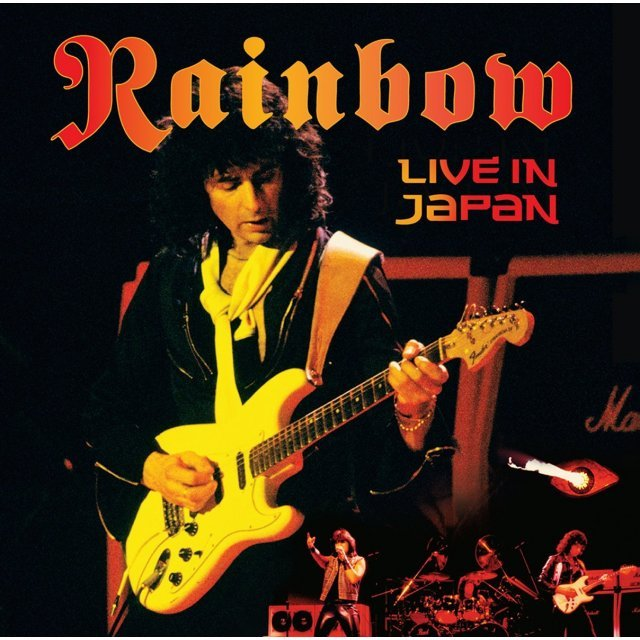 Rainbow Live In Japan 1984