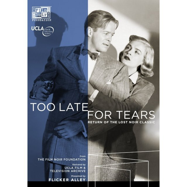 Too Late for Tears [Blu-ray+DVD]