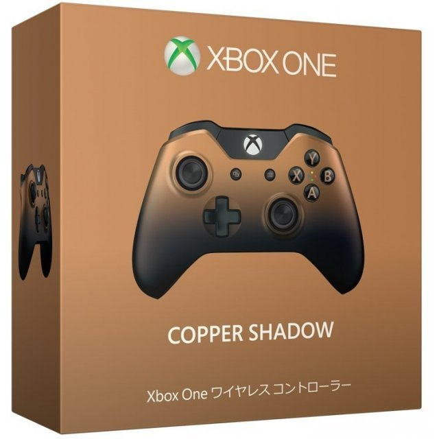 Xbox One Wireless Controller (Copper Shadow)