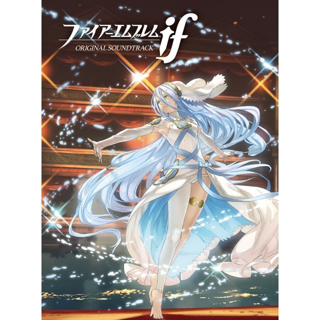 Fire Emblem If Original Soundtrack [CD+DVD]