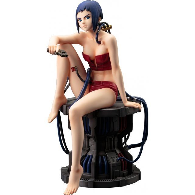 Ghost in the Shell Arise 1/8 Scale Pre-Painted Figure: ARTFX J Kusanagi Motoko
