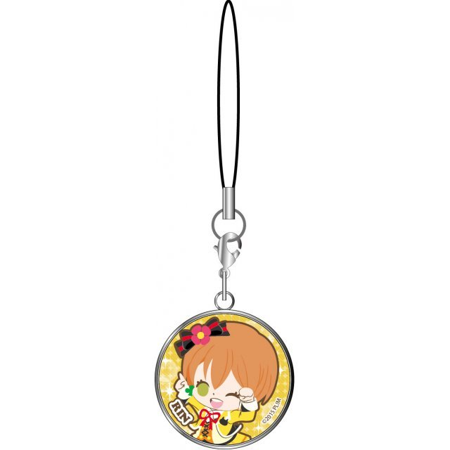 Love Live! The School Idol Movie Charm Strap: Sunny Day Song Ver. Hoshizora Rin