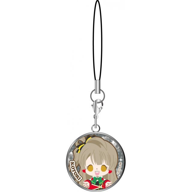 Love Live! The School Idol Movie Charm Strap: Sunny Day Song Ver. Minami Kotori