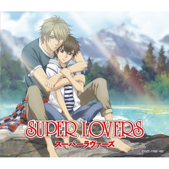 Okaeri. (Super Lovers Intro Theme Song) [CD+DVD Limited Edition]