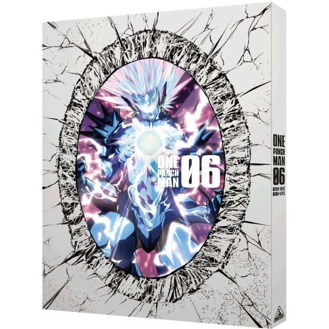 One Punch Man Vol.6 [DVD+CD Limited Edition]
