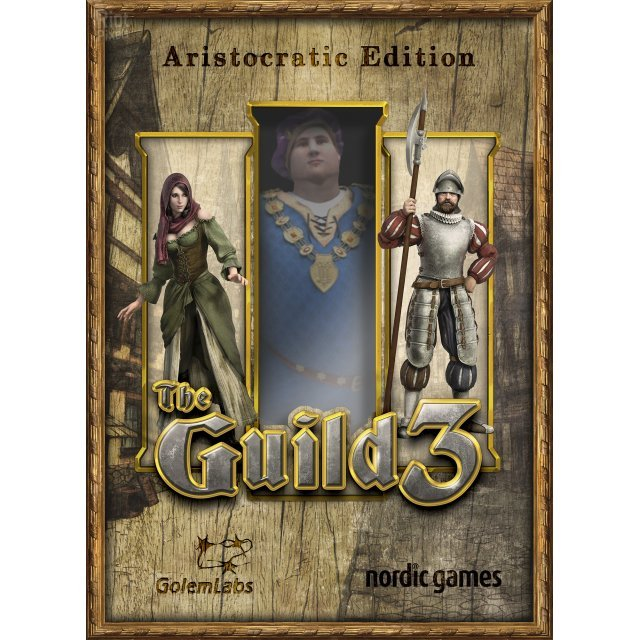 The Guild 3 [Aristocratic Edition] (DVD-ROM)