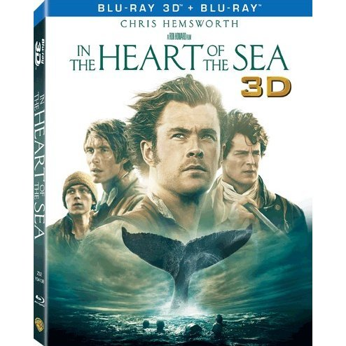 In the Heart of the Sea [3D+2D] [Lenticular Edition]