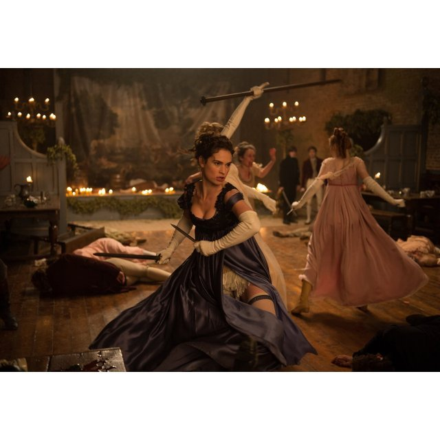 Pride and prejudice and zombies 4k uhd blu ray altavistaventures Images
