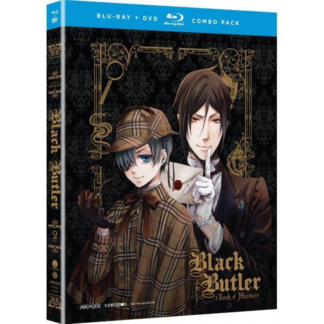 Black Butler: Book of Murder OVA - Season 1 [Blu-ray+DVD]