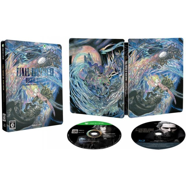 Final Fantasy XV [Deluxe Edition]