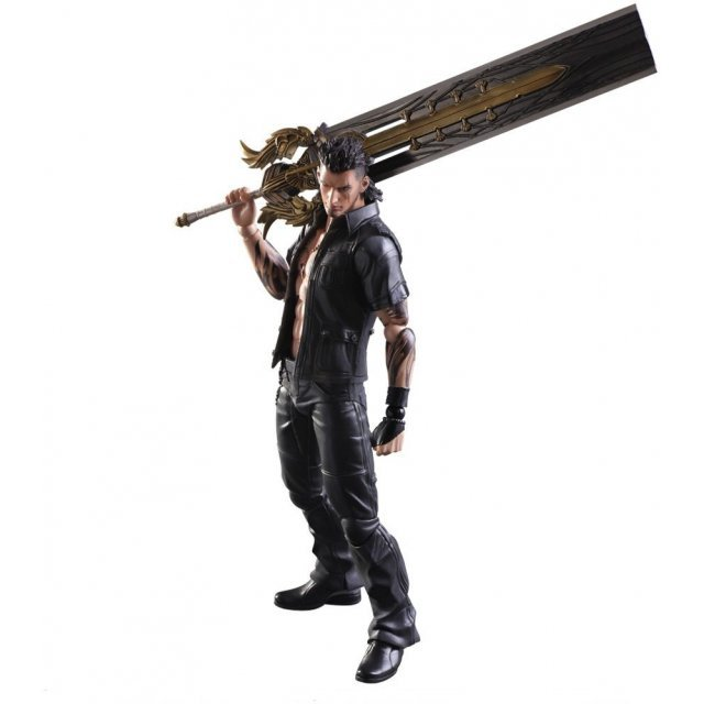 Final Fantasy XV Play Arts Kai: Gladiolus