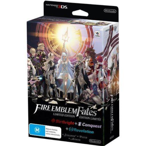 Fire Emblem Fates (Special Edition)
