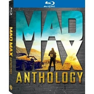 Mad Max Anthology [5-Disc Bluray Boxset]