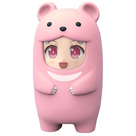 Nendoroid More: Face Parts Case (Pink Bear)