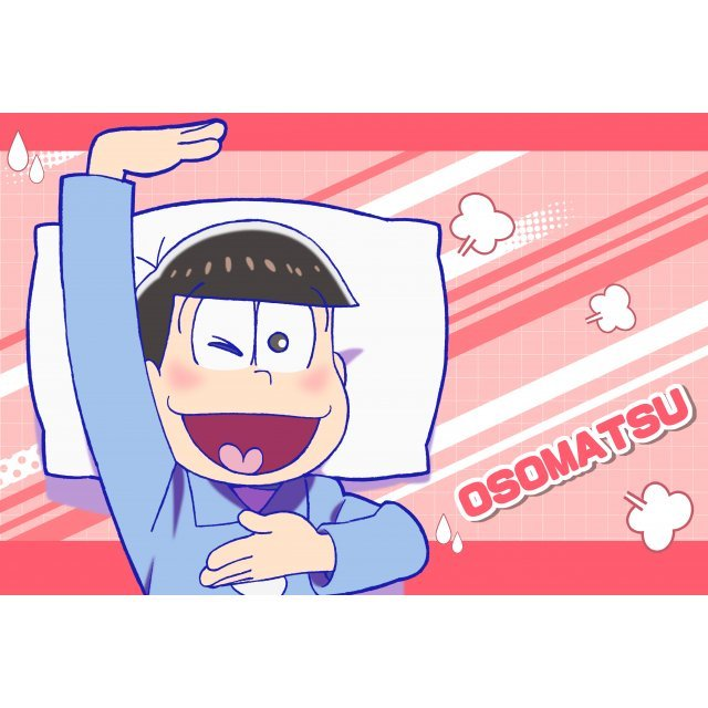 Osomatsu-san Original Illustration Pillow Case: Osomatsu