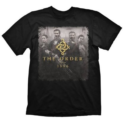 The Order: 1886 T-Shirt: Photo (S Size)