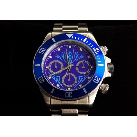 Arpeggio of Blue Steel -Ars Nova- Cadenza Divers Watch