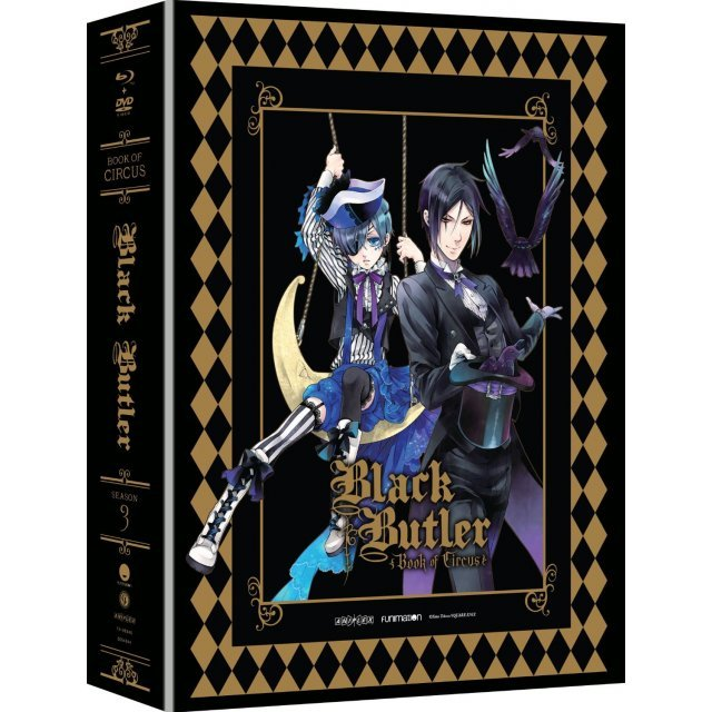 Black Butler: Book of Circus - Complete Third Season (Limited Edition)