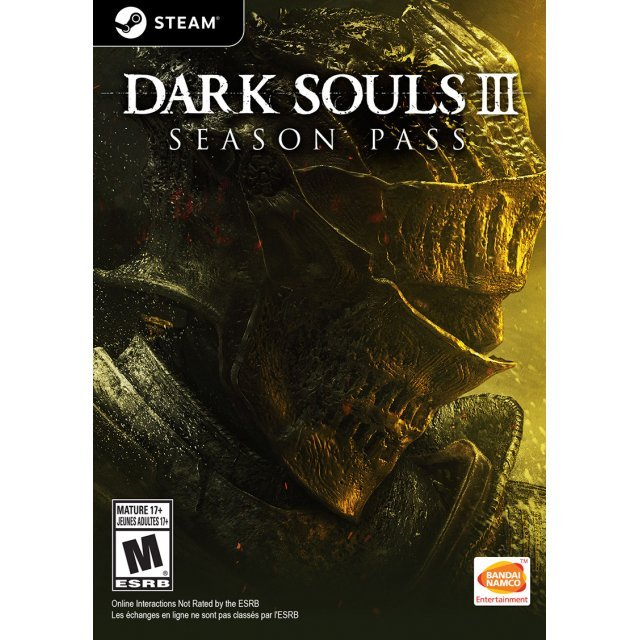 Dark Souls III - Season Pass [DLC] (Steam)