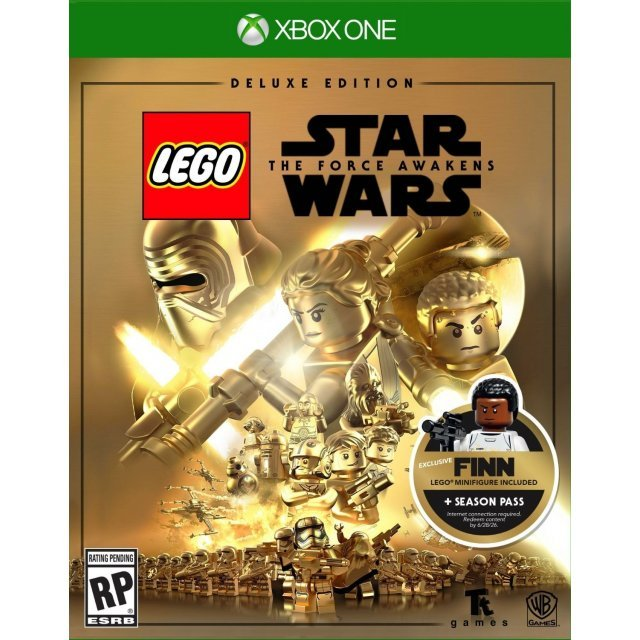 LEGO Star Wars: The Force Awakens [Deluxe Edition 1] (English)