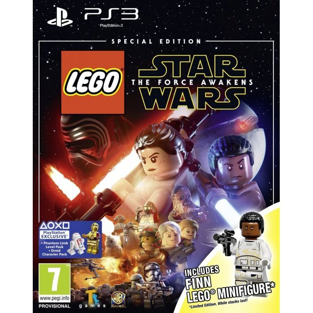LEGO Star Wars: The Force Awakens [Special Edition] (English)