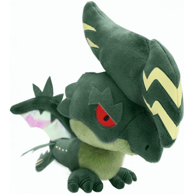 Monster Hunter X Monster Plush L: Raizekusu