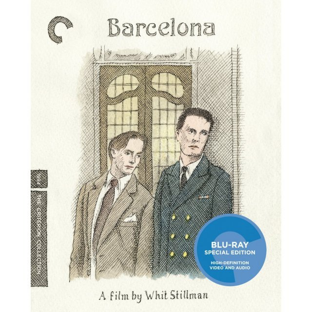 The Criterion Collection: Barcelona
