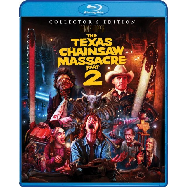The Texas Chainsaw Massacre Part 2 [Collector's Edition]