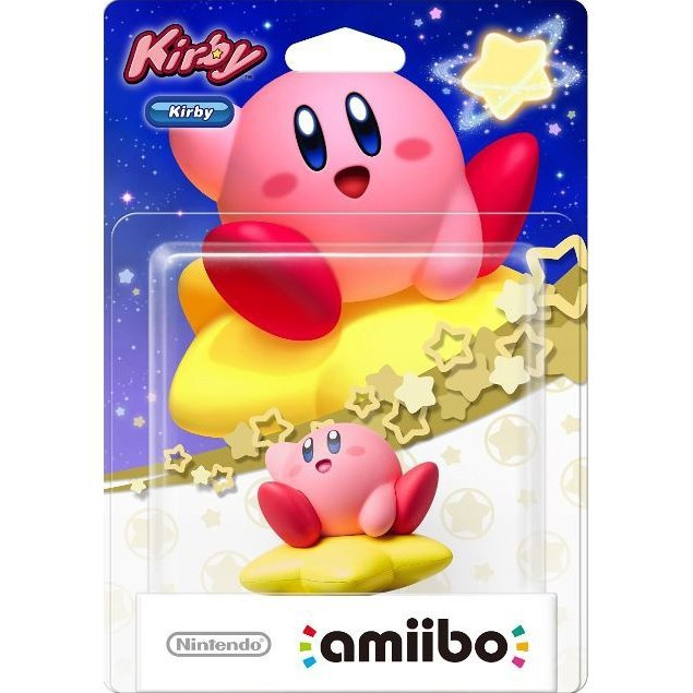 amiibo Kirby Series Figure (Kirby)