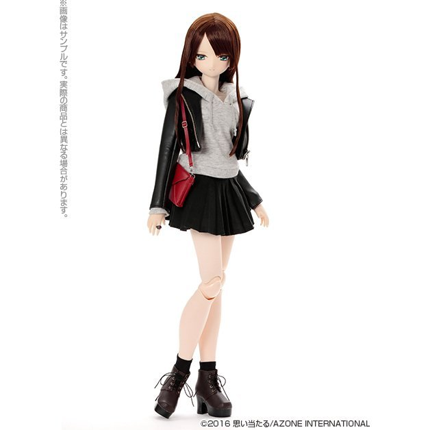 Black Raven Series Original Doll: Cecily / Edge of Echoes -Tsuioku no Shojo-