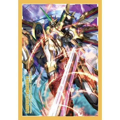 Cardfight!! Vanguard G Bushiroad Sleeve Collection Mini Vol. 210: Super Cosmic Hero X-gallop