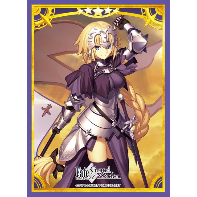 Fate/Grand Order Character Sleeve: Ruler / Jeanne d'Arc