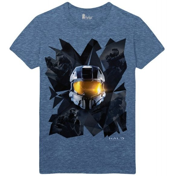 Halo T-Shirt Prisms (XXL Size)
