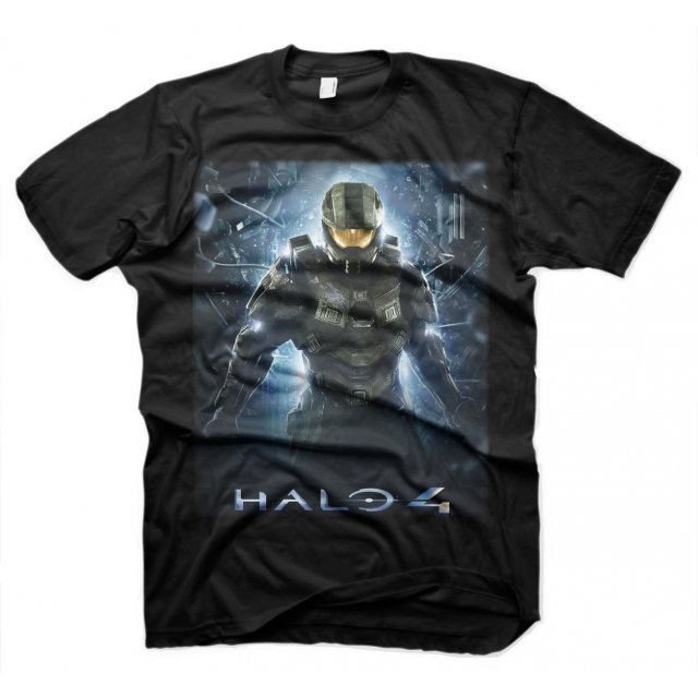 Halo T-Shirt The Return (S Size)