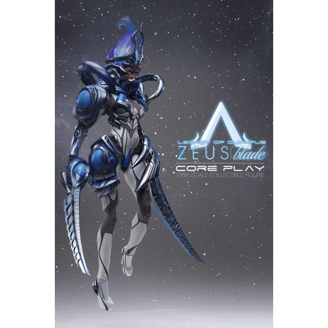 Legacy Of Olympus 1/6th Scale Figure: Zeus Blade