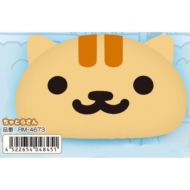 Neko Atsume Face Type Tissue Case Cover 2: Chatora-san