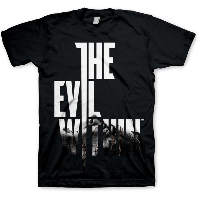 The Evil Within T-Shirt Wired (L Size)