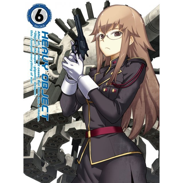 Heavy Object Vol.6 [Blu-ray+CD Limited Edition]