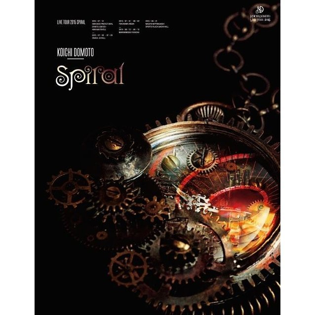 Live Tour 2015 Spiral [Limited Edition]