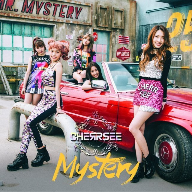 Mystery [CD+DVD Limited Edition]
