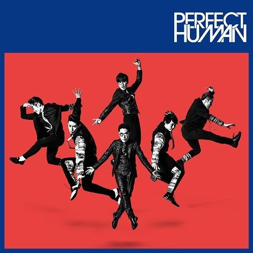 Perfect Human [CD+DVD Type-A]