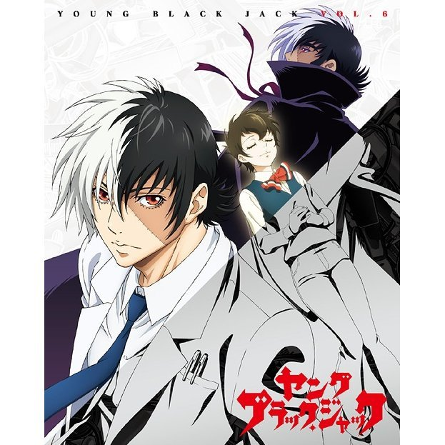 Young Black Jack Vol.6 [Limited Edition]