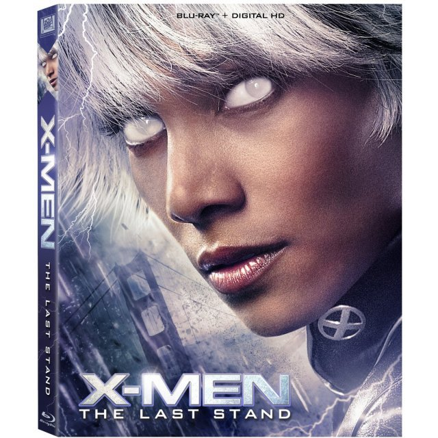 X-Men: The Last Stand [Blu-ray+Digital HD]