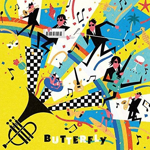 Butterfly [CD+Blu-ray Limited Edition Type A]