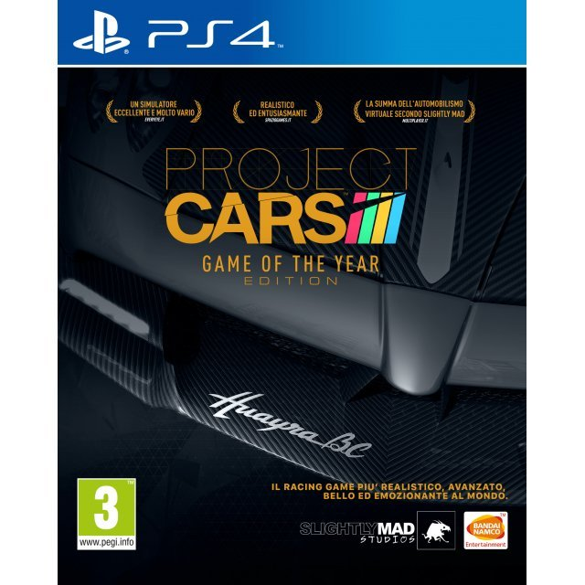 Project CARS [Game of the Year Edition]