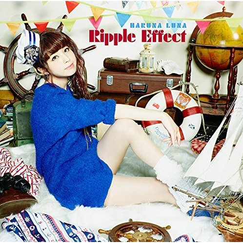Ripple Effect [CD+DVD Limited Edition]