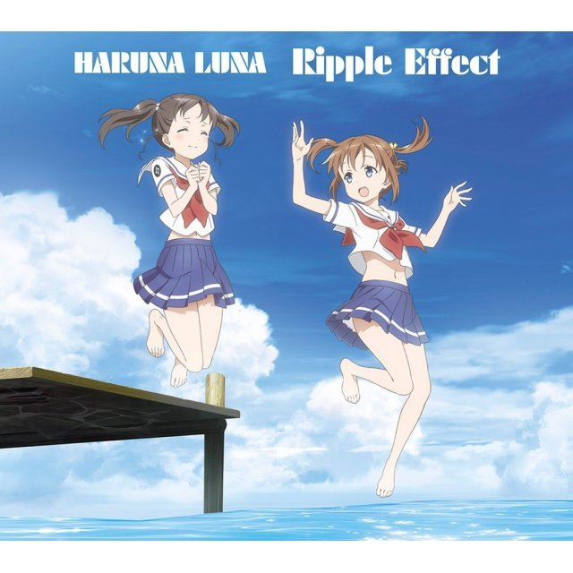 Ripple Effect [CD+DVD Limited Pressing]