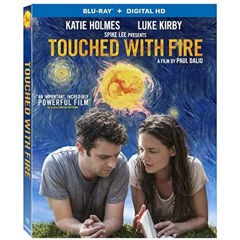 Touched with Fire [Blu-ray+Digital HD]