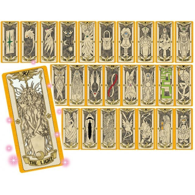 Cardcaptor Sakura Clow Card Collection Light