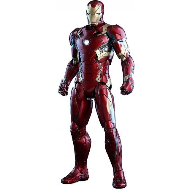 Captain America Civil War 1/6 Scale Collectible Figure: Iron Man Mark XLVI